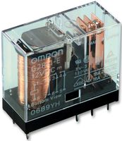 OMRON ELECTRONIC COMPONENTS - P2RF-08 - 继电器插座