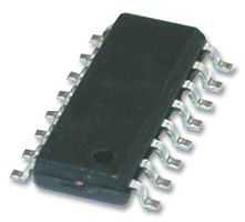 TEXAS INSTRUMENTS - CD74HCT4316M - 逻辑芯片 四路模拟开关 高速 16SOIC